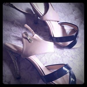 high heel shoes ankle strap